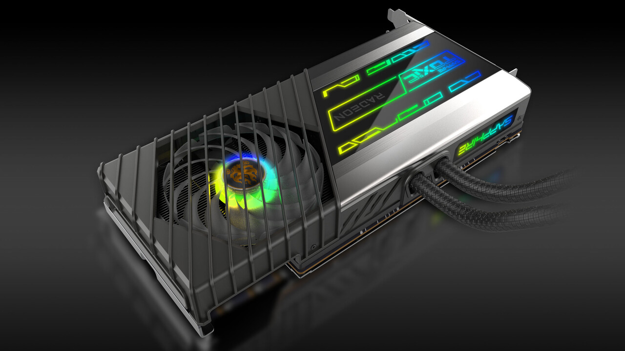 Sapphire RX 6900 XT Toxic: Serien-Comeback mit potenziell schnellster Radeon - ComputerBase