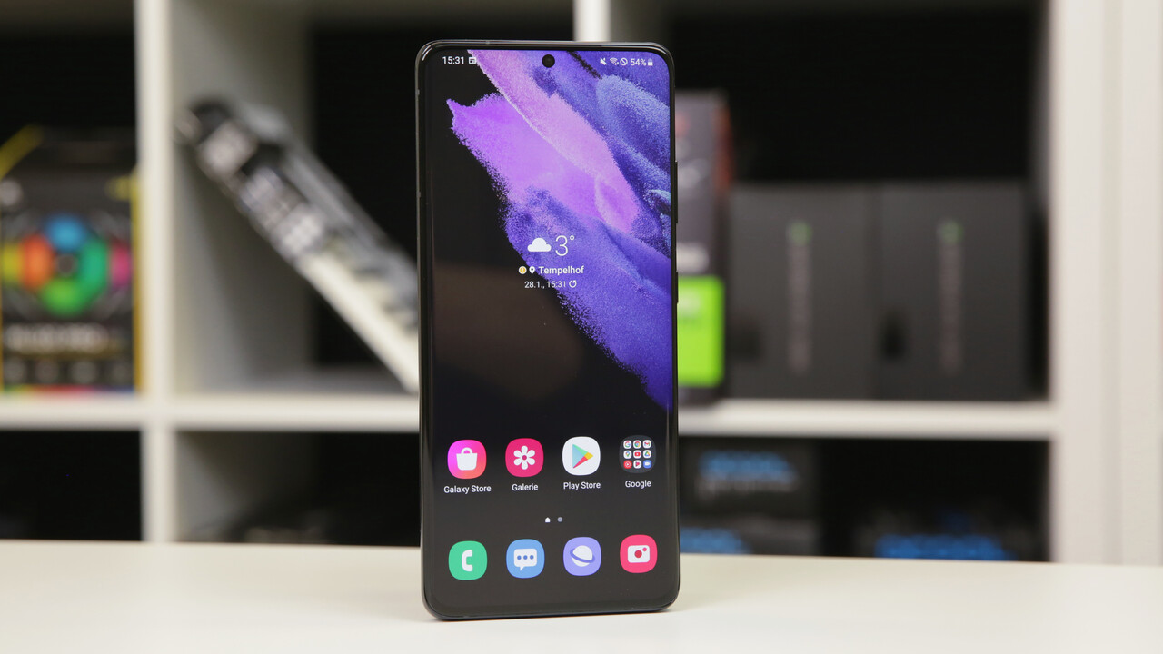 Samsung One UI 3.1: Update bringt S21-Features auf ältere Smartphones