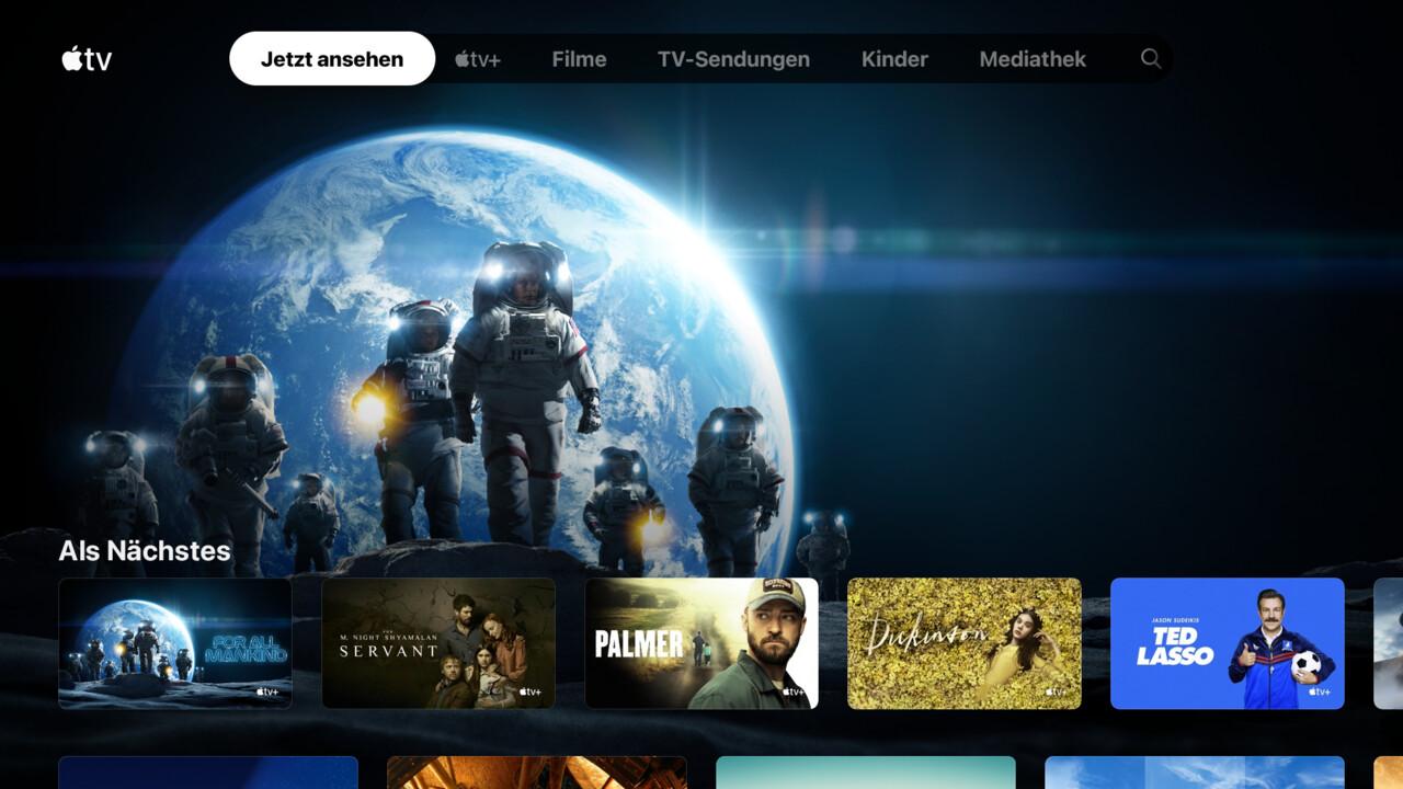 Chromecast: Apple TV+ ist jetzt auf Google TV verfügbar