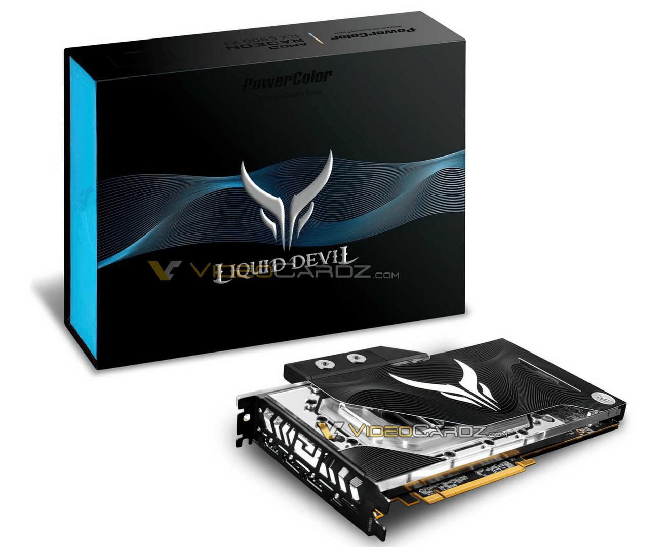 PowerColor Radeon RX 6900 XT Liquid Devil