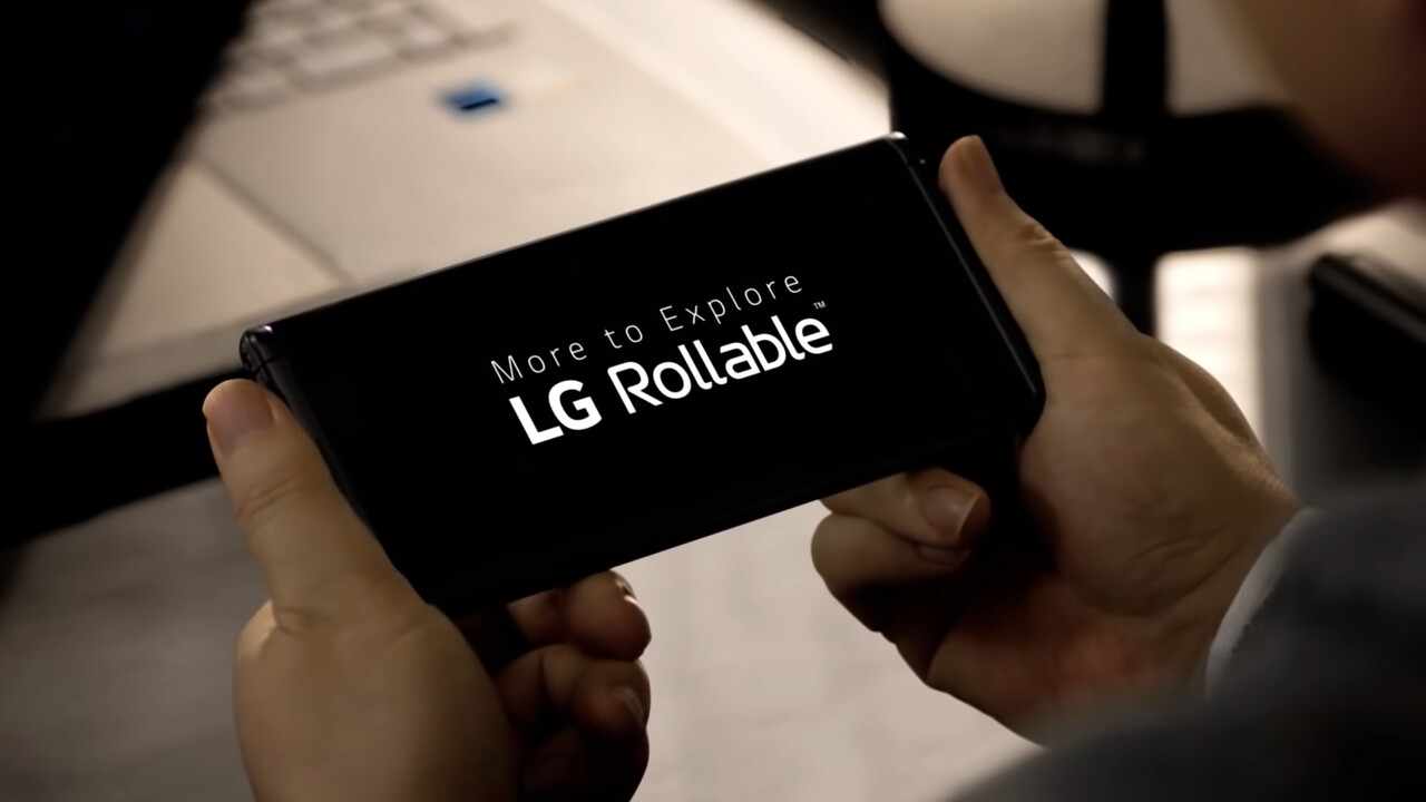 LG Rollable: Ausziehbares Smartphone soll doch nicht kommen - ComputerBase