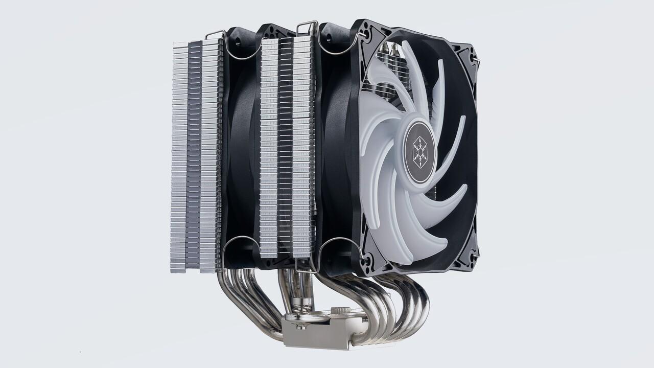 Hydrogon D120 ARGB: Doppelturm-Kühler lässt Platz für hohe RAM-Module