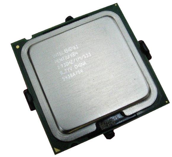 Pentium 4 515 - 2,93 GHz, Sockel 775, FSB533