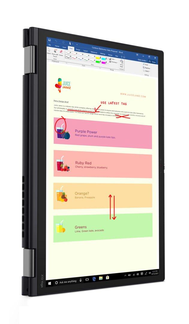 ThinkPad X13 Yoga Gen 2 i