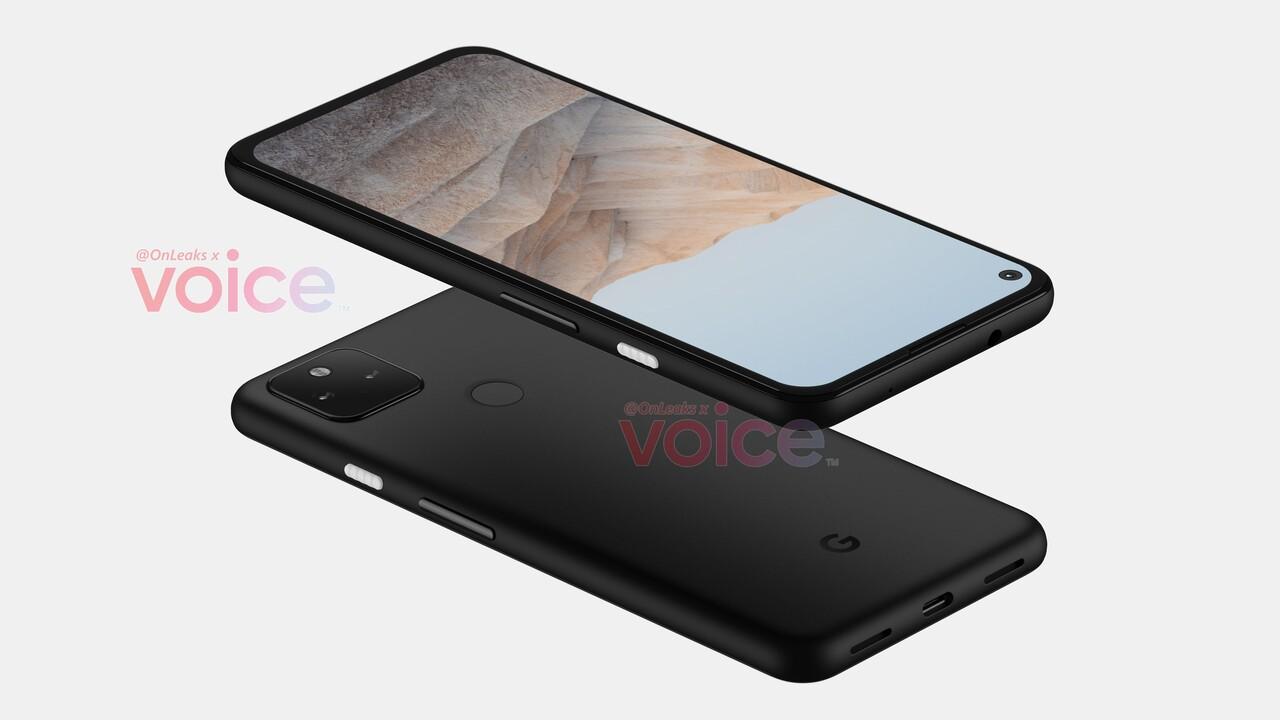 Google-Smartphone: Das Pixel 5a wird größer und bekommt zwei Kameras - ComputerBase