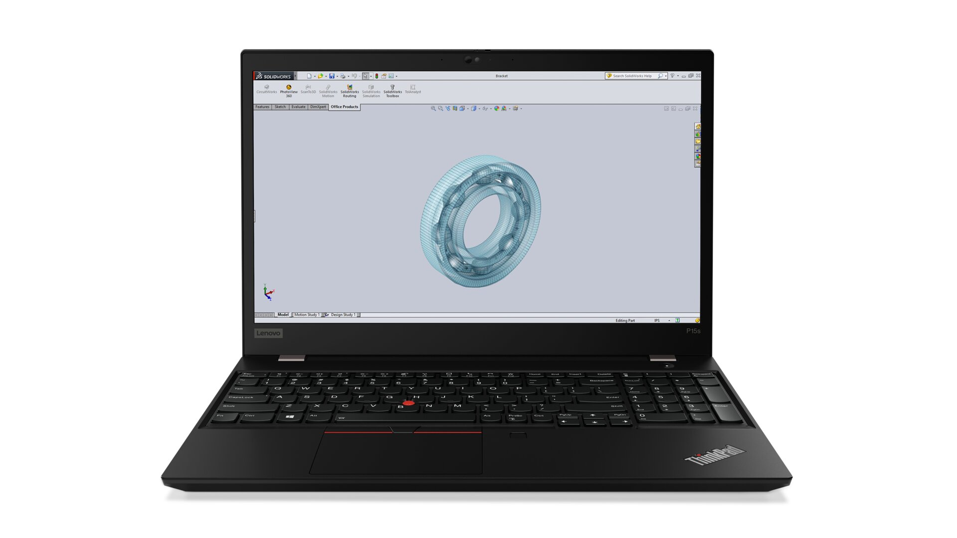 ThinkPad P15s Gen 2