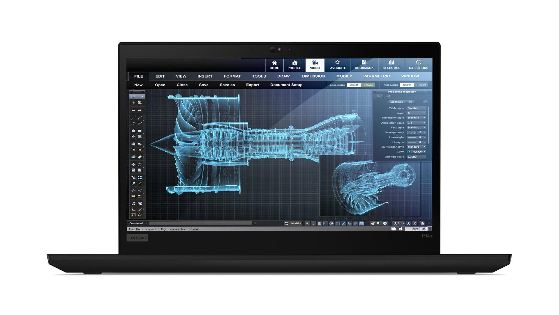 ThinkPad P14s Gen 2 i
