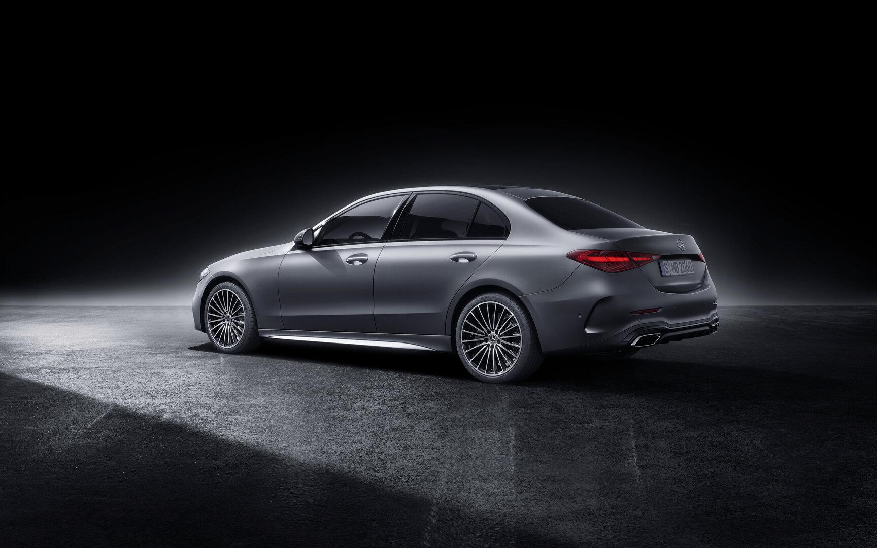 Mercedes-Benz C-Klasse (206) – Limousine