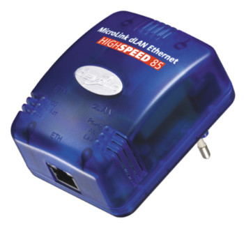 MicroLink dLAN Highspeed Ethernet