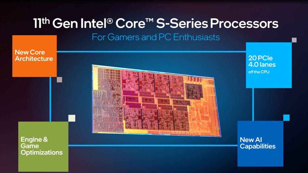 Herstellerbenchmarks: Core i9-11900K mit PCIe-4.0-SSD schlägt Ryzen 9 5950X - ComputerBase