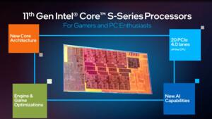 Herstellerbenchmarks: Core i9-11900K mit PCIe-4.0-SSD schlägt Ryzen 9 5950X