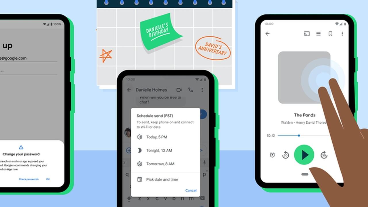 Google: Android erhält erneut viele neue Features ohne Update - ComputerBase