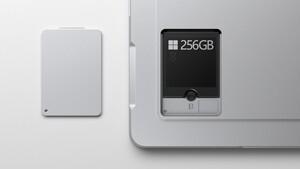 Surface Pro 7+: Microsoft bietet eigene SSD-Kits für Geschäftskunden an