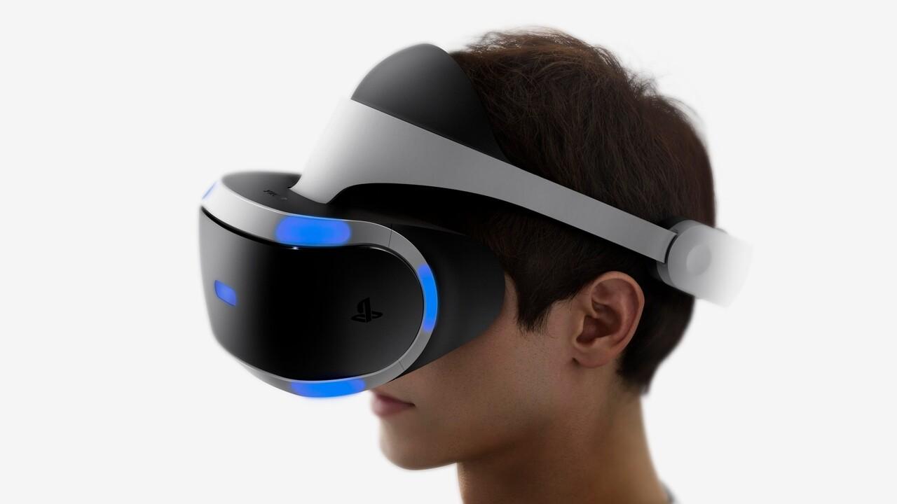 PlayStation 5: Sony plant neues PlayStation VR mit höherer Auflösung - ComputerBase