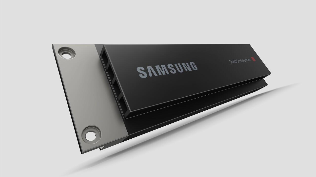 Samsung PM9A3: PCIe-4.0-Data-Center-SSD geht in die Massenproduktion