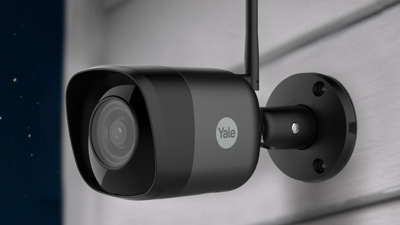Yale WLAN-Kameras: Ohne Cloud wasserdicht für außen, beweglich für innen - ComputerBase