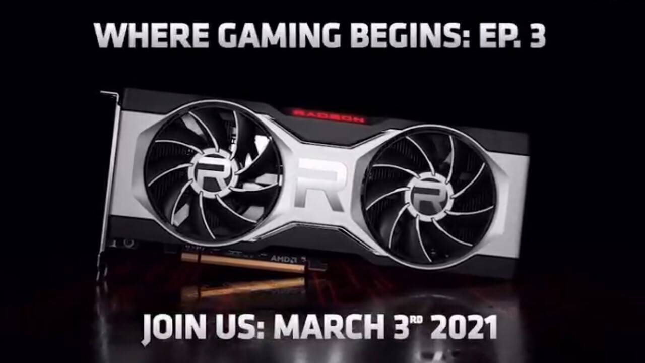 AMD: Neue Radeon RX (6700 XT) kommt am 3. März - ComputerBase