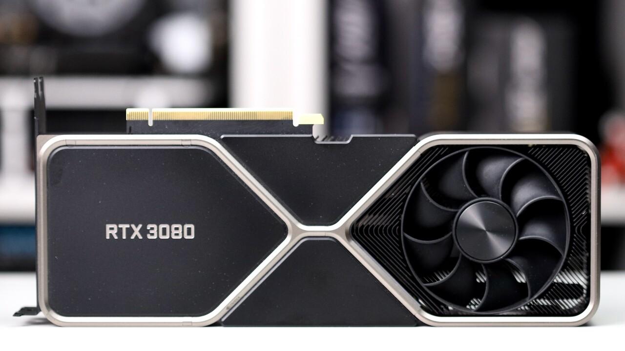 Quartalszahlen: Nvidia über Rekordumsatz, Ampere und Mining