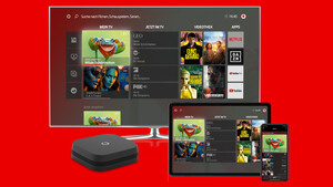 GigaTV Cable Box 2: Vodafone bündelt neue Set-Top-Box mit Premium-TV-Tarif