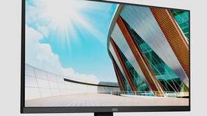 AOC P2-Serie: Ergonomische Office-Monitore mit UHD und WQHD