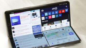 One UI 3.1: Samsung Galaxy Z Fold 2 erhält besseres Multitasking