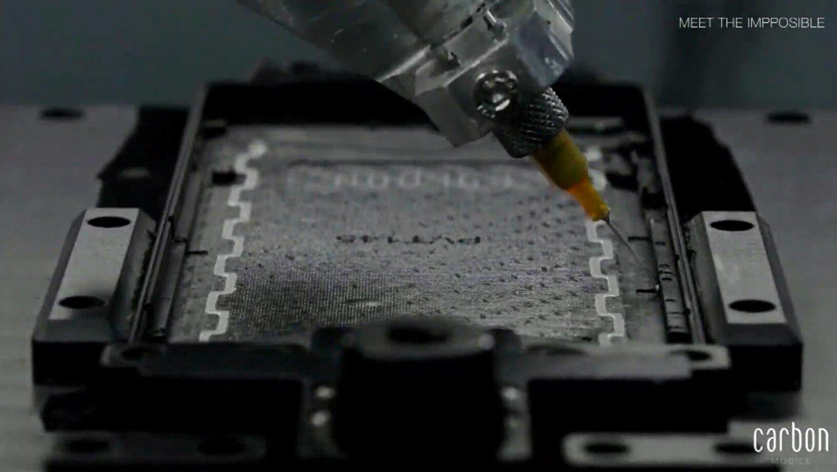 Neuer Fertigungsprozess des Carbon 1 MK II
