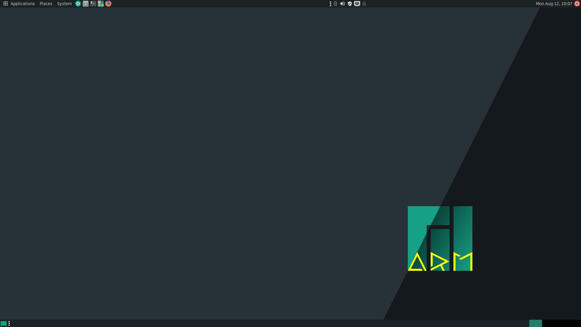 Manjaro ARM 21.02 mit MATE 1.24