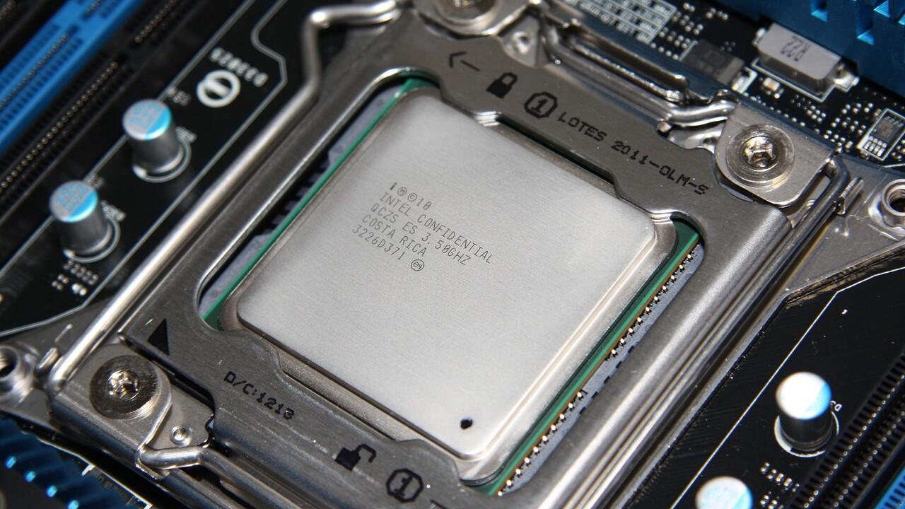 Overclocking-Versicherung: Intel streicht neun Jahre altes PTPP-Programm - ComputerBase