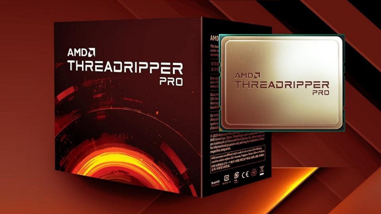 AMD Ryzen Threadripper Pro: Profi-HEDT-Prozessoren ab heute auch im Einzelhandel - ComputerBase