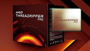 AMD Ryzen Threadripper Pro: Profi-HEDT-Prozessoren ab heute auch im Einzelhandel