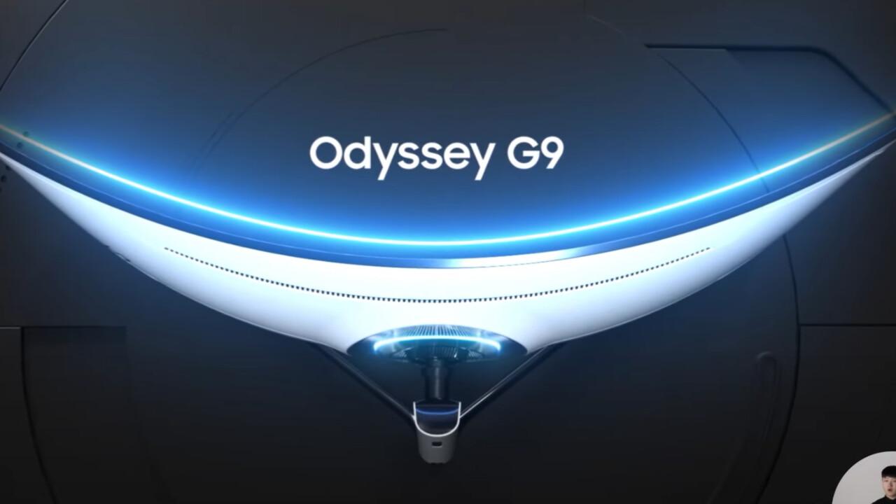 Samsung Odyssey G9 2021: Gaming-Monitor mit Mini-LED und HDR2000 - ComputerBase