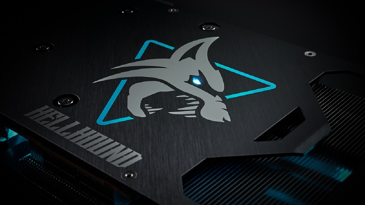 Radeon RX 6700 XT Hellhound: PowerColor stimmt Spieler auf neue Serie mit AMD Navi 22 ein