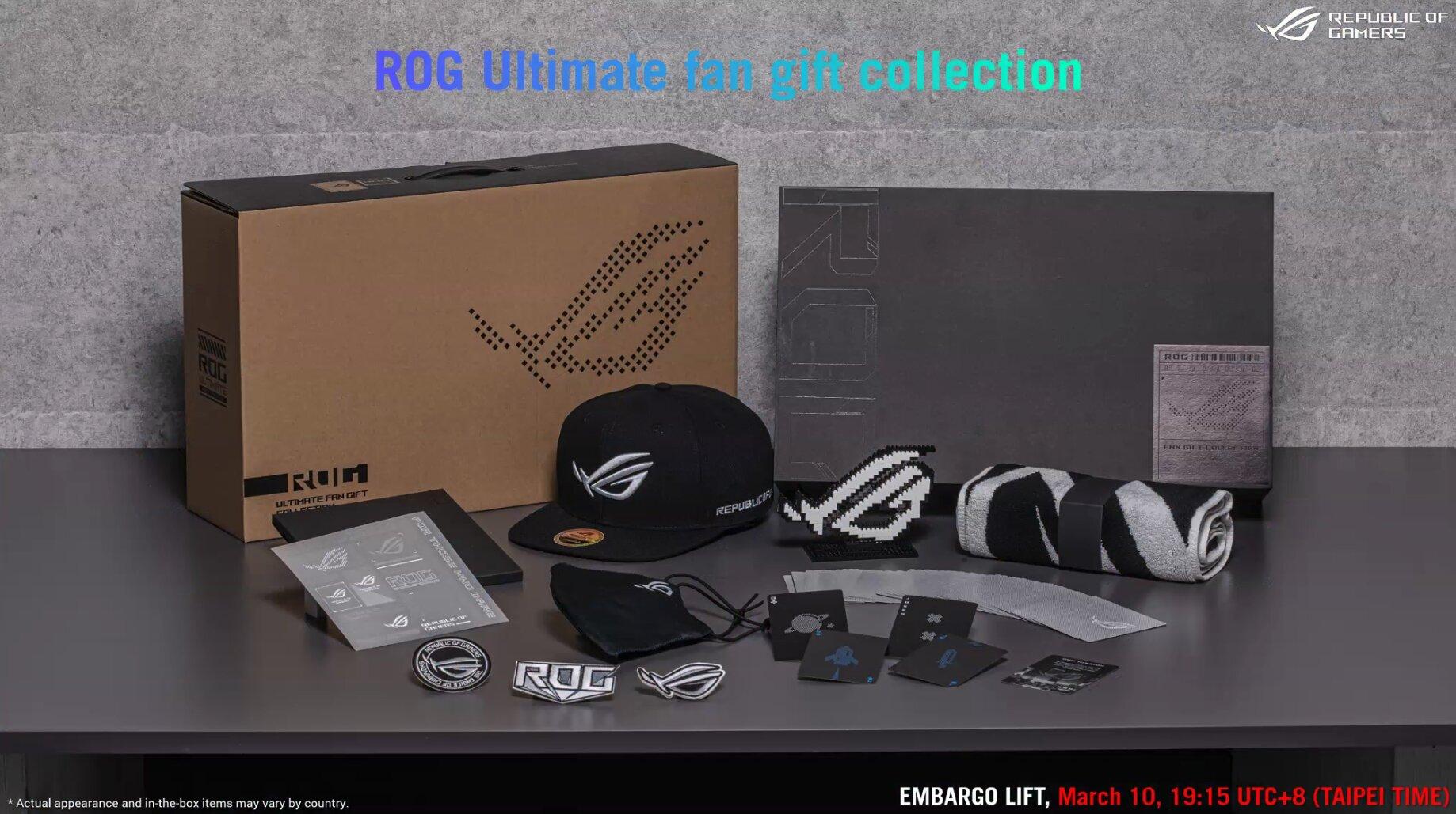 Asus ROG Phone 5 Ultimate Fan Paket