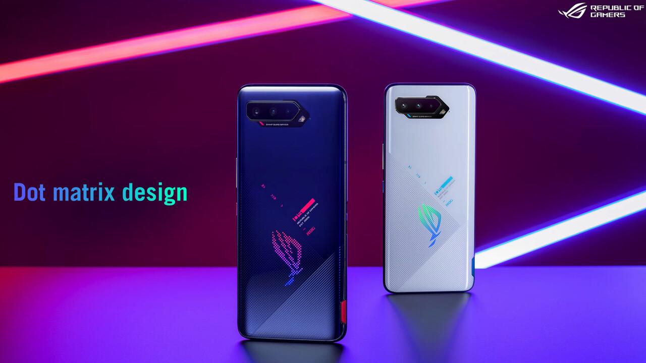 Asus ROG Phone 5: Ersteindruck zum Gaming-Smartphone mit SD 888