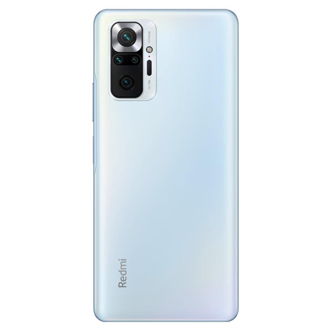 Das neue Redmi Note 10 Pro in Blau