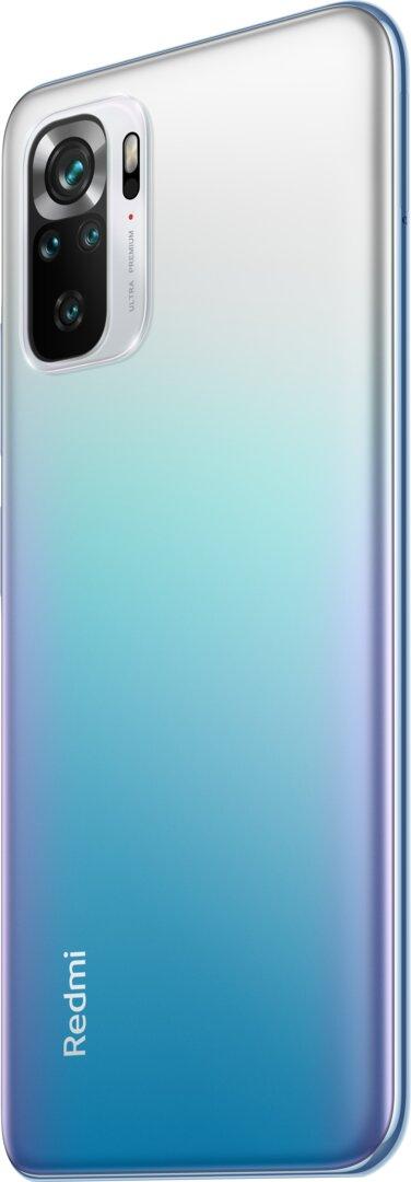 Das neue Redmi Note 10S in Blau