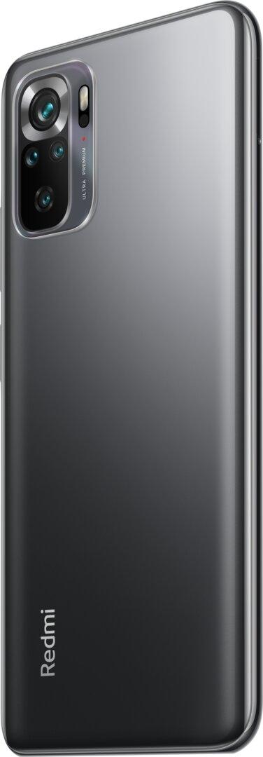 Das neue Redmi Note 10S in Schwarz