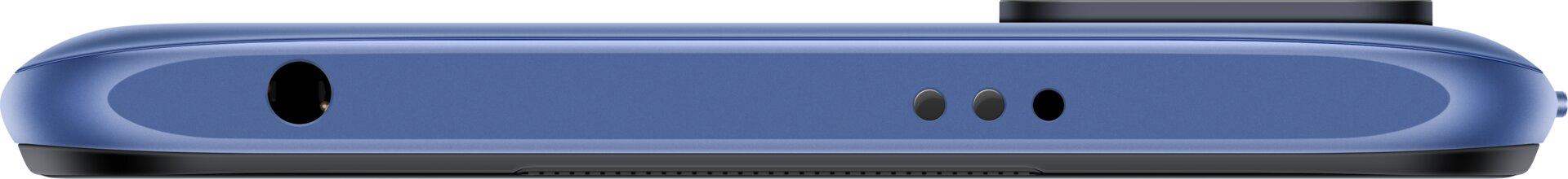 Das neue Redmi Note 10 5G in Blau