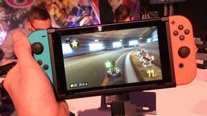 Nintendo-Switch-Gerüchte: Neues Modell mit 7-Zoll-OLED-Display und 4K am TV