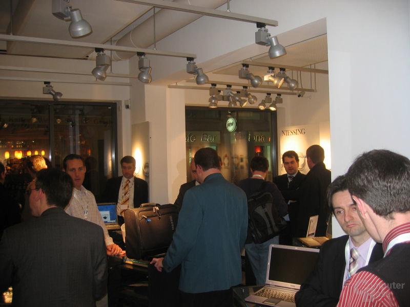 Galerie Niessing Übersicht