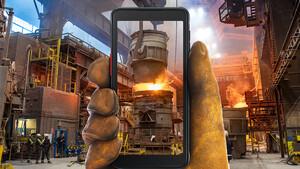 Samsung Galaxy XCover 5: Outdoor-Smartphone mit 5,3 Zoll und austauschbarem Akku