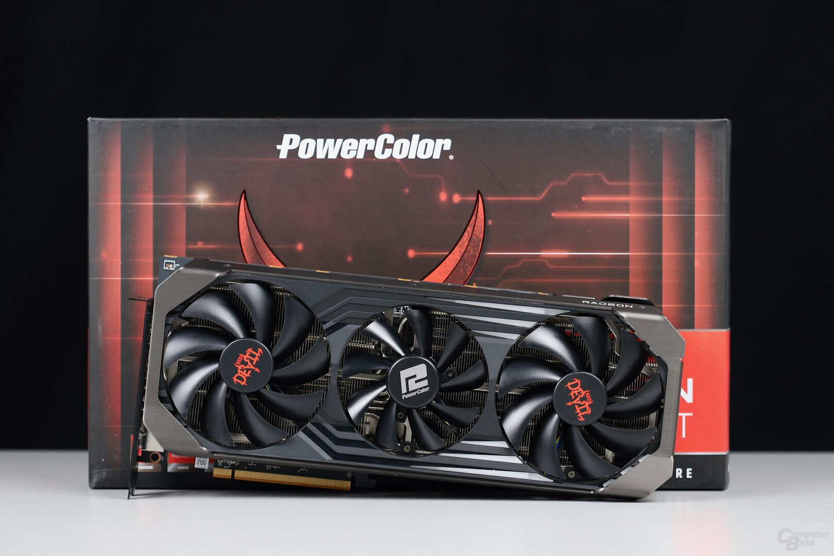 Die PowerColor Radeon RX 6700 XT Red Devil