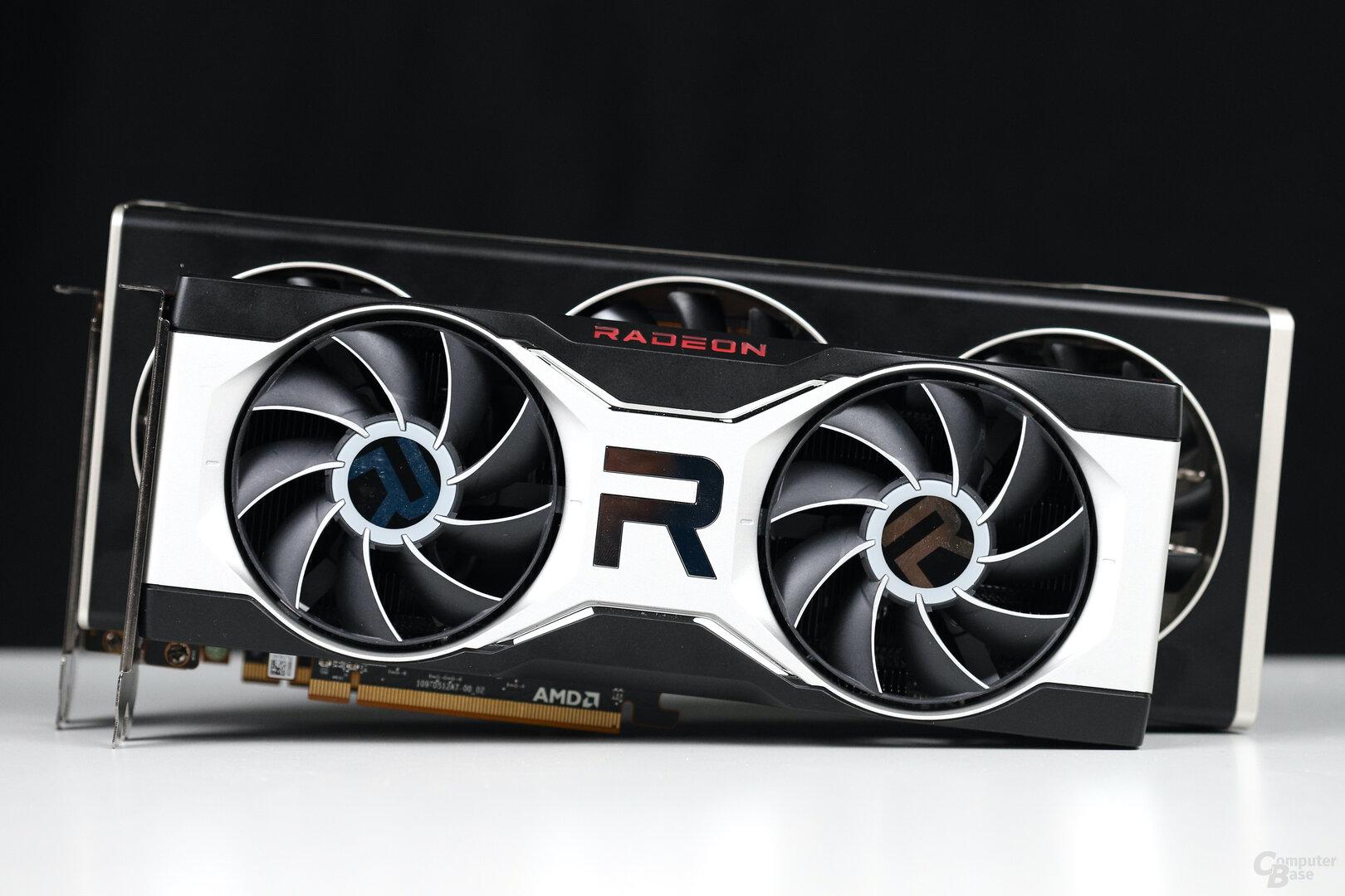Die RX 6700 XT von AMD und XFX im Vergleich