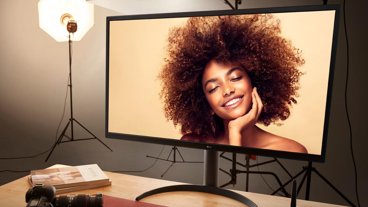 LG UltraFine: Vier OLED-Monitore kommen im Sommer