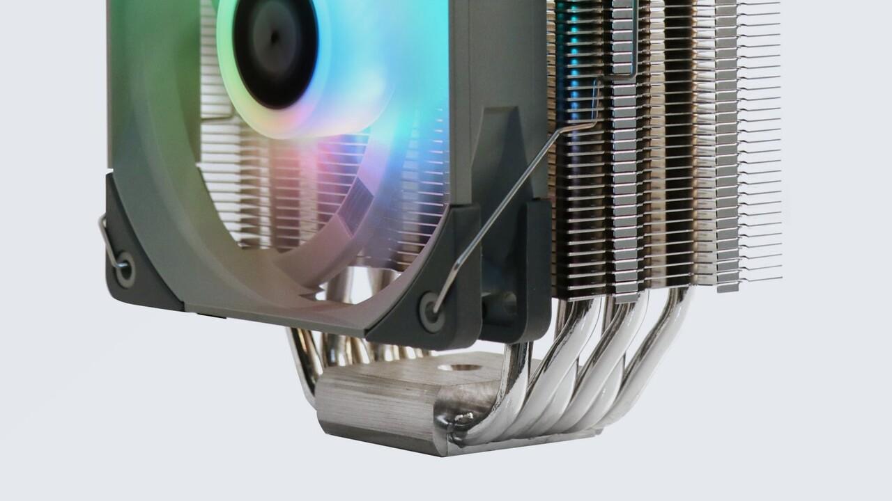 Venomous Plus: Thermalright lässt alte Luftkühler-Serie aufleben