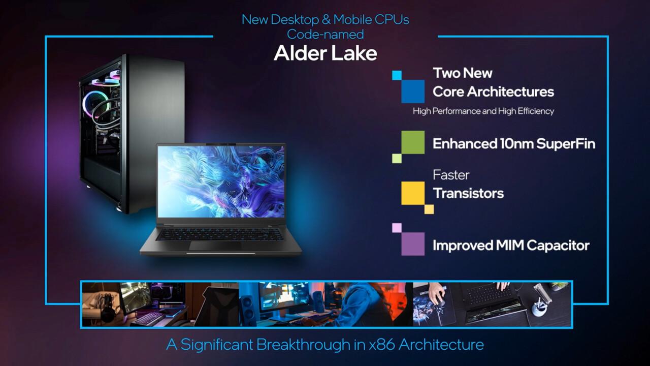 Alder Lake Im Notebook: Intels Hybrid-CPU von 5 bis 55 Watt in 19 Varianten - ComputerBase