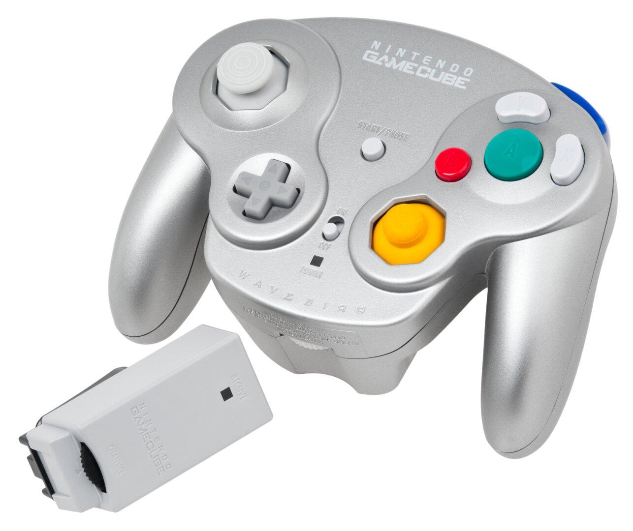 GameCube-WaveBird