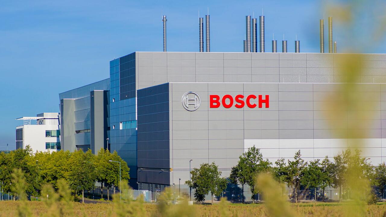 Bosch-Fabrik in Dresden: Erste Wafer gefertigt, Eröffnung im Sommer
