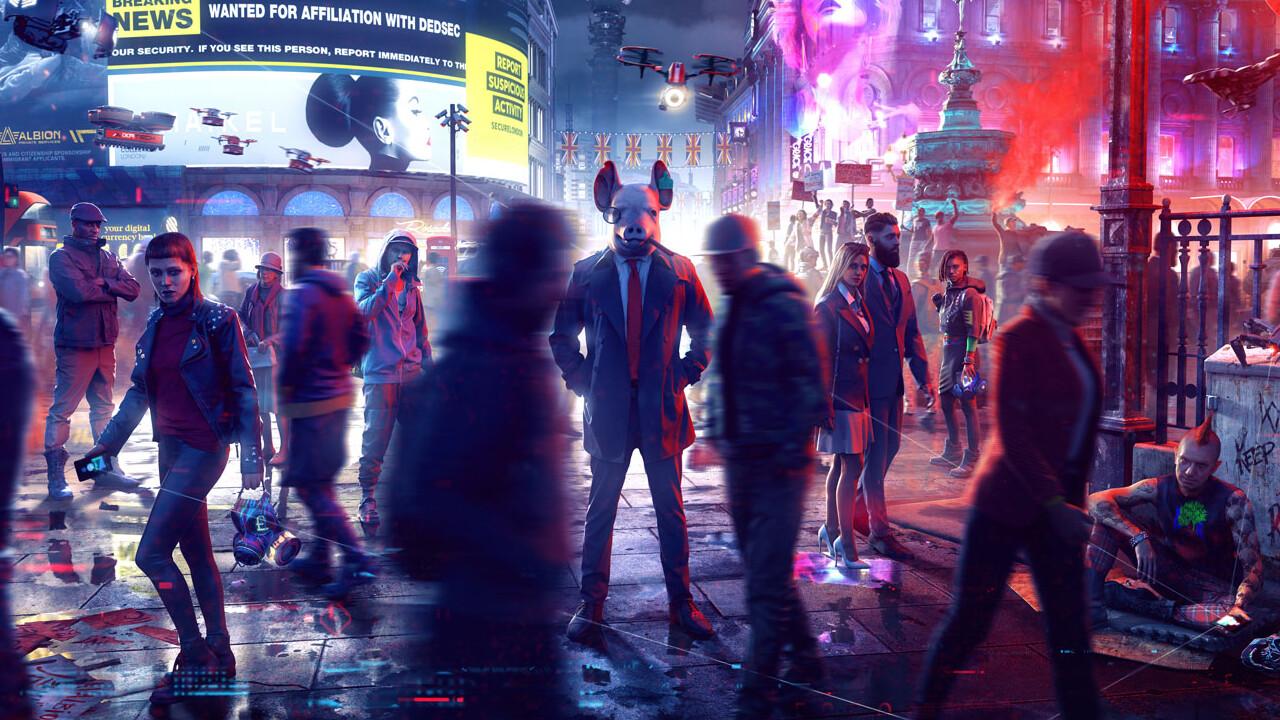 Watch Dogs: Legion: Online-Modus für Xbox, PlayStation und Google Stadia