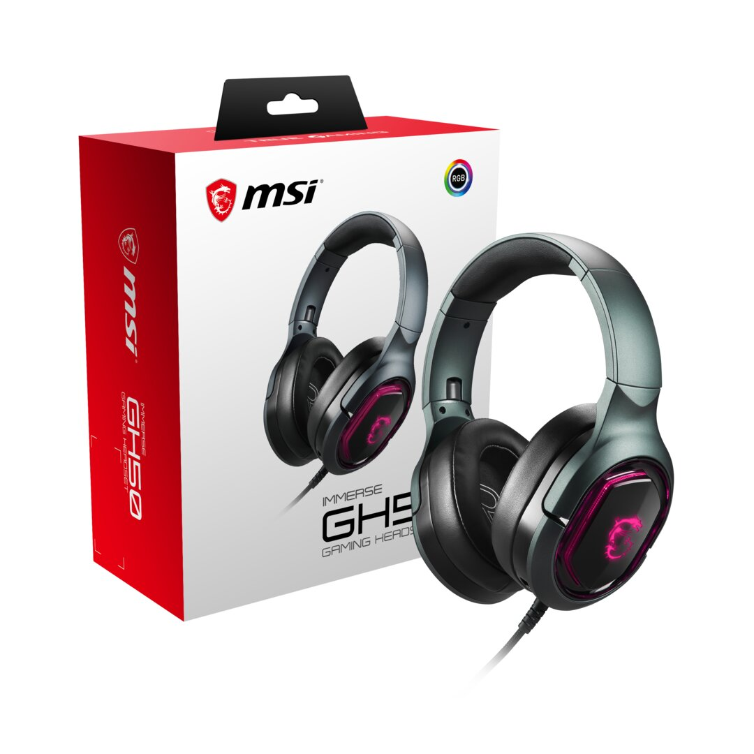 MSI IMMERSE GH50 Headset